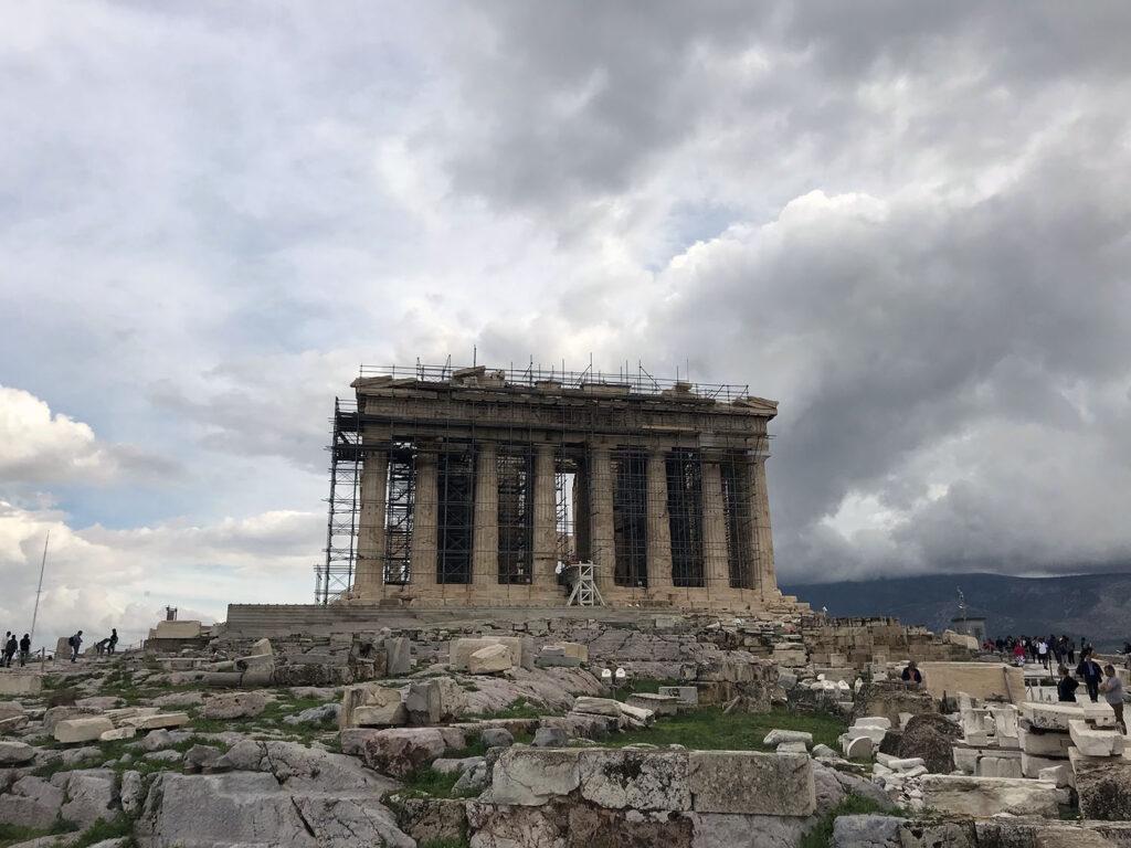 Parthenon- Athens